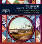 Album artwork for Peter Von Winter: Chamber Music for Winds