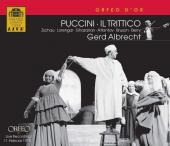 Album artwork for Puccini: Il Trittico / Lorengar, Albrecht