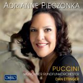 Album artwork for Puccini: Arias / Pieczonka