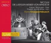 Album artwork for Nicolai: Die Lustigen Weiber Von Windsor