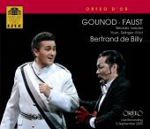 Album artwork for Gounod: Faust / Beczala, Isokoski, Billy