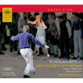 Album artwork for Shostakovich: Lady Macbeth of Mtsensk<br>