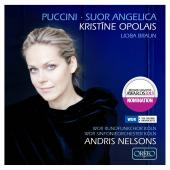 Album artwork for Puccini: Suor Angelica / Opolais, Nelsons