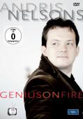 Album artwork for Andris Nelsons, Genius on Fire