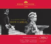 Album artwork for Verdi: Don Carlo / Freni, Baltsa, Carreras, Karaja