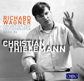 Album artwork for Wagner: ORCHESTRAL HIGHLIGHTS / Thielemann