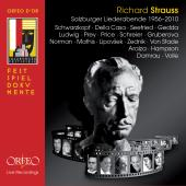 Album artwork for R. Strauss: Salzburger Liederabende 1956-2010