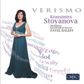 Album artwork for Verismo - Krassimira Stoyanova