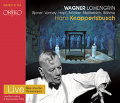 Album artwork for Wagner: LOHENGRIN