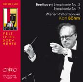 Album artwork for Beethoven: SYMPHONIE NO. 2 & 7 / Bohm