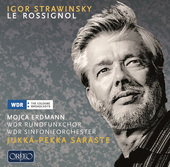 Album artwork for Stravinsky: Le rossignol (Sung in Russian)
