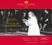 Album artwork for Donizetti: Lucia di Lammermoor (Live)