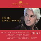 Album artwork for Wiener Staatsoper Live: Dmitri Hvorostovsky