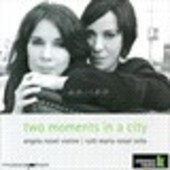 Album artwork for Two Moments in a City