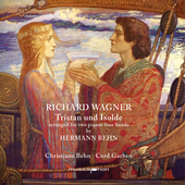 Album artwork for Wagner: Tristan und Isolde (arr. for 2 pianos)