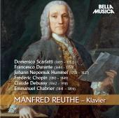 Album artwork for Manfred Reuthe Klavier