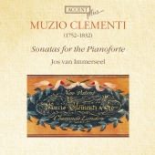 Album artwork for Clementi: Sonatas for the Pianoforte