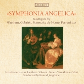 Album artwork for Symphonia Angelica - Madrigals