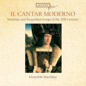 Album artwork for Ensemble Daedalus: Il Cantar Moderno