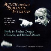 Album artwork for CHARLES MUCNCH CONDUCTS ROMANTIC FAVORITES