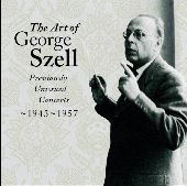 Album artwork for The Art of George Szell, Vol.1