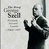 Album artwork for The Art of George Szell, Vol.2