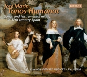 Album artwork for SONGS AND INSTRUMENTAL MUSIC IN 17TH CENTURY SPAIN