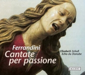 Album artwork for CANTATE PER PASSIONE