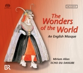Album artwork for MIRIAM ALLAN: THE WONDERS OF THE WORLD