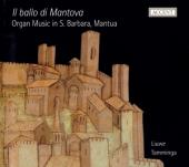 Album artwork for Il ballo di Mantova - Organ Music