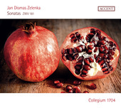 Album artwork for Zelenka: 6 Sonatas, ZWV 181