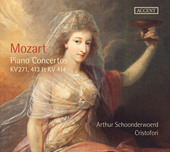 Album artwork for Mozart: Piano Concertos Nos. 9, 10 & 11