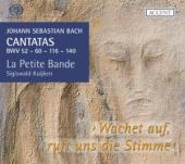 Album artwork for Bach: Cantatas Vol. 15