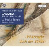 Album artwork for J.S. Bach: Cantatas for the Liturgical Year, Vol.1