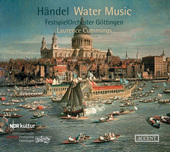 Album artwork for Handel: Water Music & Concerto grosso