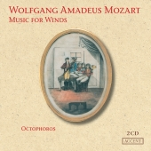 Album artwork for Mozart: Music for Winds (Octophoros)