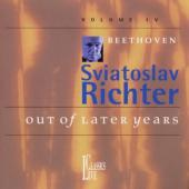 Album artwork for SVIATOSLAV RICHTER - OUT OF LATER YEARS IV
