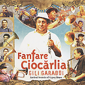 Album artwork for FANFARE CIOCARLIA