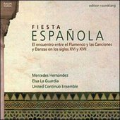 Album artwork for FIESTA ESPANOLA