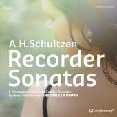 Album artwork for Schultzen & Anonymous: Recorder Sonatas - Viola da