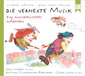 Album artwork for A Musical Fairytale in German