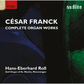 Album artwork for Franck: Complete Organ Works