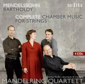 Album artwork for MENDELSSOHN: CHAMBER MUSIC
