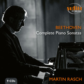 Album artwork for Beethoven: The Complete Piano Sonatas / Rasch