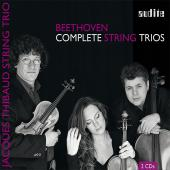Album artwork for Beethoven: Complete String Trios