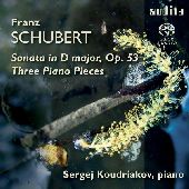 Album artwork for Schubert Works for Piano