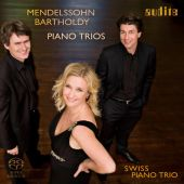 Album artwork for Mendelssohon: Piano Trios