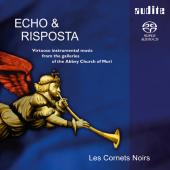 Album artwork for Echo & Risposta: Virtuoso Instrumental Music from