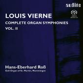 Album artwork for V 2: ORGAN SYMPHONIES OP. 28 &