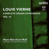 Album artwork for VIERNE: ORGAN SYMPHONIES